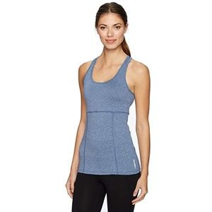 HEAD Heather Bra Tank Tennis yoga workout EUC